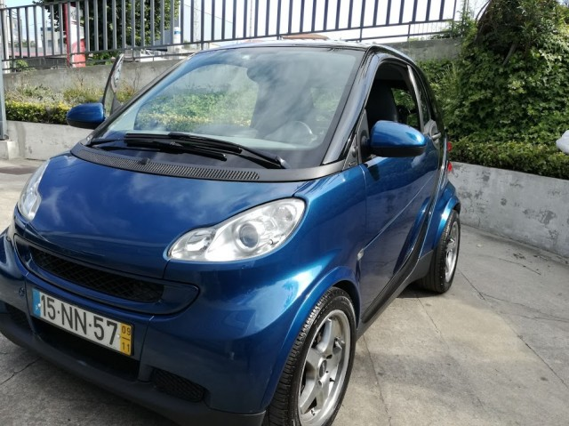 Smart ForTwo cdi C/Sequencial - 09
