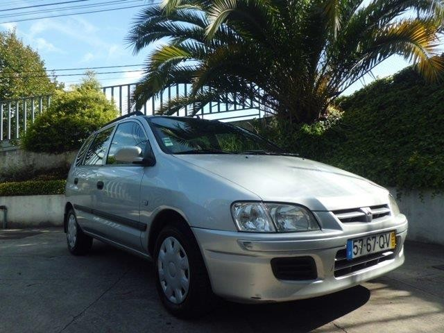 Mitsubishi Space Star 1.9 Di-D